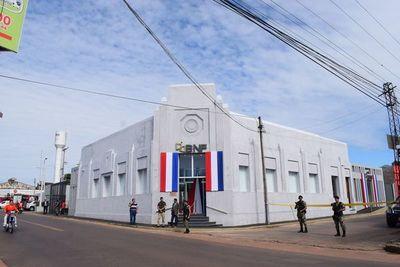 BNF de Carapeguá cierra sus puertas ante sospecha de casos de COVID-19