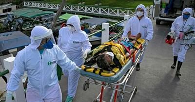 Brasil y EEUU baten récords de muertos debido a la pandemia
