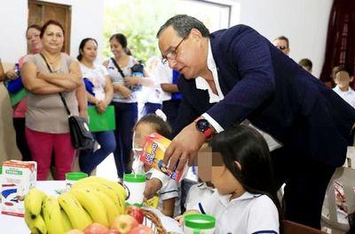 Junta exige a Hugo Javier un  informe sobre merienda