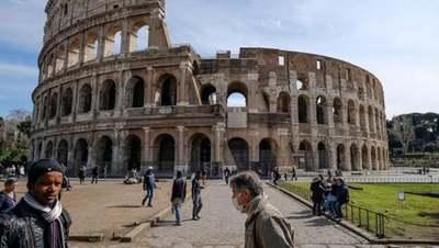 La economía italiana cayó un 5,3 % en el primer trimestre y entró en recesión