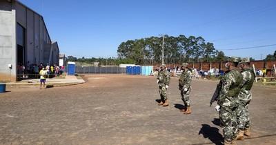 Militares confirman que caso positivo de COVID-19 en sus filas viajó a Paraguarí
