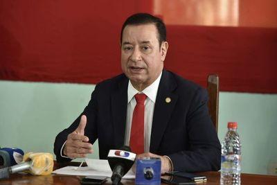 Diputado Cuevas recusa a los fiscales