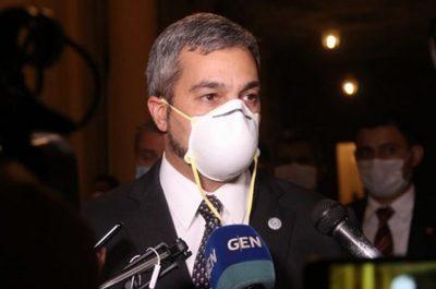 Senado invita a Abdo Benítez para informar sobre uso de recursos de la emergencia
