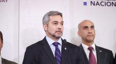 'Nadie, ni el presidente de la República, puede instalar un candidato en tiempos de pandemia', dice Beto Ovelar