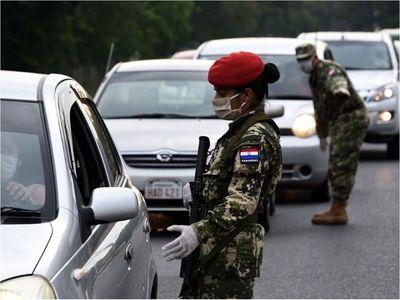 Militar con Covid-19 positivo violó cuarentena sanitaria para viajar