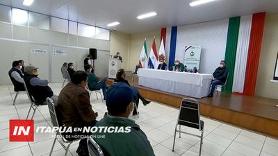PRODUCTORES DE YERBA MATE SE REÚNEN CON AUTORIDADES PARA FIJAR PRECIO DE MATERIA PRIMA
