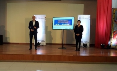 Mazzoleni abre licitaciones a empresas que no son del sector de la salud