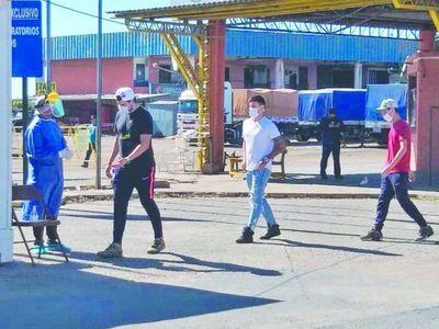 """Repatriados fueron liberados tras 14 días de """"no ver el sol"""""""