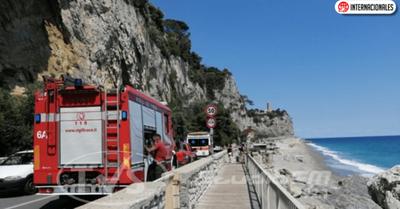 Italia: hermanos paraguayos se tiraron al mar para salvar sus cervezas y uno de ellos murió