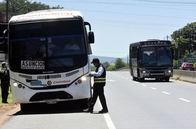 Todos los camioneros serán sometidos a test de COVID-19, confirma DINATRAN