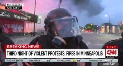HOY / Arrestan a equipo de CNN durante la protestas por George Floyd