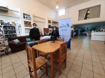 IMPORTANTE DONATIVO DE PASEO REPSUR IPS DE ENCARNACIÓN