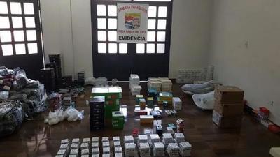 Equipos eléctricos de contrabando son incautados en Alto Paraná – Prensa 5
