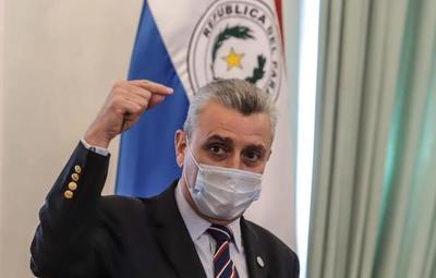 Mazzoleni tiene una alta aceptación, afirma Villamayor