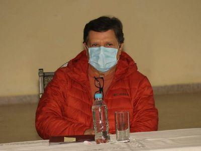 """""""Una sola persona puede ocasionar catástrofe viral"""", dice Euclides Acevedo"""