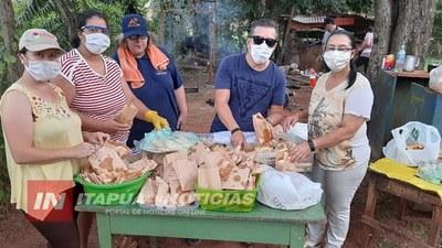 SIGUEN LAS MERIENDAS EN LOS BARRIOS DE ENCARNACIÓN