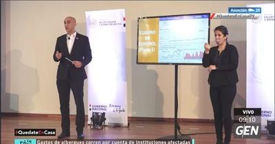 Salud dará participación a empresas nacionales en adquisición de equipos hospitalarios