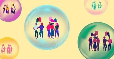 Burbujas Sociales: Qué son y cómo pueden ayudar a salir de la cuarentena