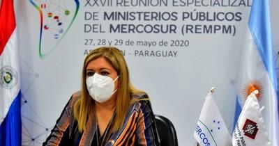 Mercosur: Cooperación jurídica internacional, tema central entre fiscalías