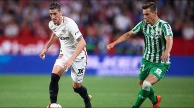 La Liga española de fútbol volverá el 11 de junio con el derbi Sevilla-Betis