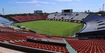 La vuelta del fútbol paraguayo contada en cuatro minutos