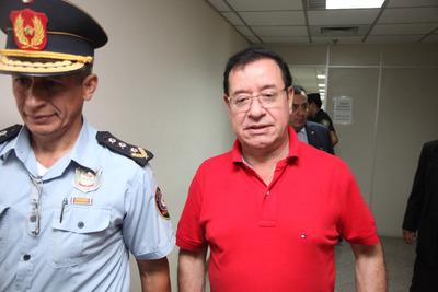 El diputado colorado Miguel Cuevas seguirá en prisión