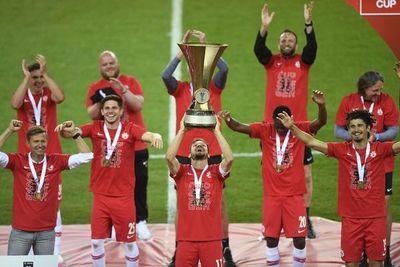 Salzburgo gana Copa de Austria