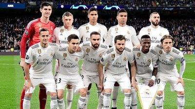 El Real Madrid es el más platudo del planeta