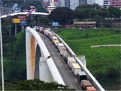 Frontera con Brasil es vulnerable y urgen redoblar los controles