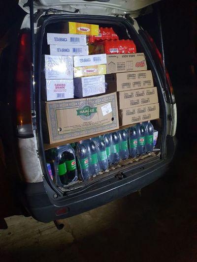 Salto del Guairá: frontera abierta para el contrabando en plena pandemia de COVID-19