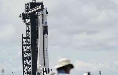 La NASA y SpaceX se preparan para enviar tripulantes al espacio