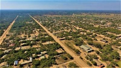 Estudio destaca rápido y dinámico crecimiento urbanístico del Chaco Central