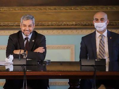"""Legisladores quieren abordar a Abdo sobre deuda pública: """"Estamos en un límite delicado"""""""