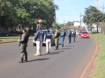 Policía  intensifica control de cuarentena inteligente por Covid-19