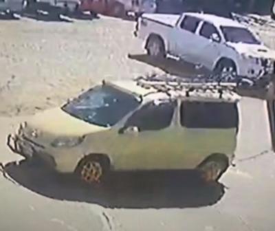 Identifican al taxista que trasladó al camionero con Covid-19