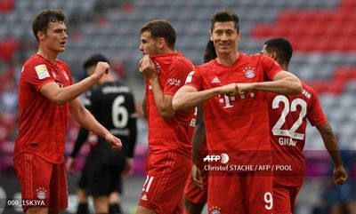 Con goleada al Fortuna, el Bayern marcha con paso firme