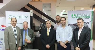 Biotec Paraguay emite bonos con acompañamiento de Cadiem