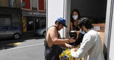 Aprieta el hambre a los latinoamericanos en París