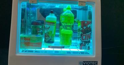 "Ofrecen ""microondas"" que desinfecta con rayos ultravioletas"