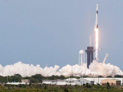 Se inicia explotación comercial del espacio con histórico lanzamiento