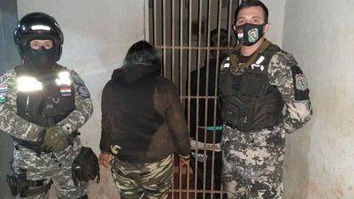 Motociclistas detenidos tras persecución policial