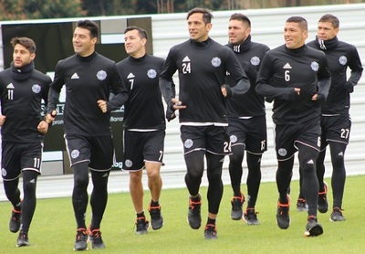 Anuncian regreso de cuerpo técnico y jugadores de Olimpia
