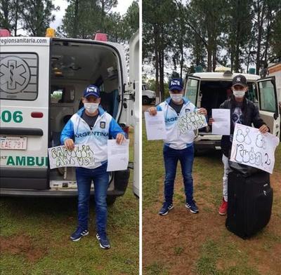 Reportan tres nuevos recuperados Ben albergue de Coronel Oviedo – Prensa 5