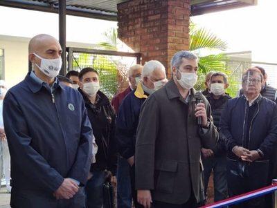 Abdo Benítez destaca acciones en medio de la pandemia