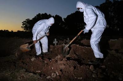Brasil registra más de 1.000 muertos por Covid-19 por cuarto día consecutivo
