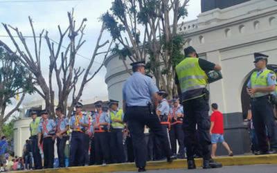 La Policía Nacional se pone a disposición de la fiscalía tras penoso suceso