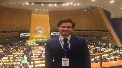 EE.UU: Paraguayo es reconocido como uno de los más influyentes en su universidad