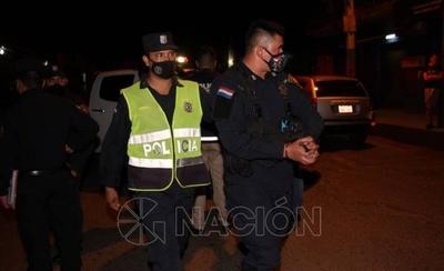 HOY / Fiscalía imputa a agentes que balearon a niño de 6 años durante persecución policial