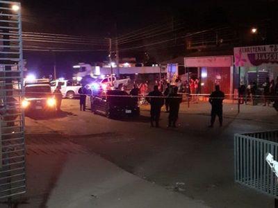 Policía lamenta que persecución terminara con un menor baleado