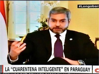 Marito lamentó que política común regional contra Covid-19 avanzó poco